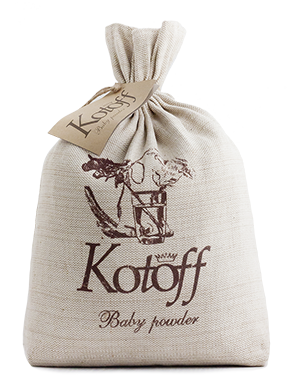 Kotoff Baby Powder